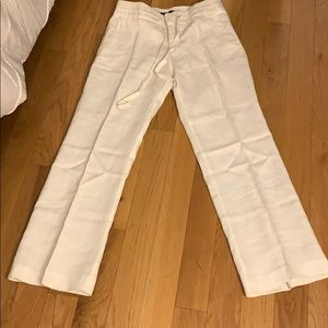 Zara linen pants